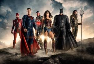 Dur lourd : Justice League - 1ere image officielle
